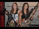Боевые девчонки.Девушки и оружие. Эротика. Girls and guns.