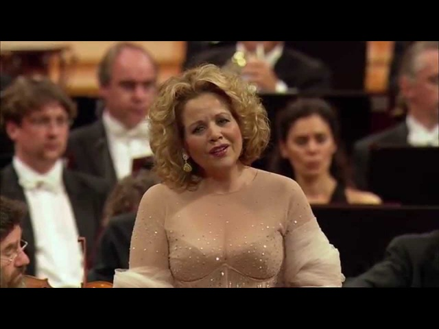 Renée Flemming: Franz Schubert - Three Songs for Orchestra and Soprano (Claudio Abbado)