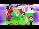 Мультик Игра МАЛЫШКА ХЕЙЗЕЛ Милая маленькая девочка собирается устроить праздник (1)