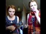 Harry Potter OST - Hedwig's Theme ( ukulele+ kazoo cover)