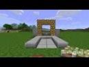 Как построить портал в рай в Майнкрафт PE 0.15.0