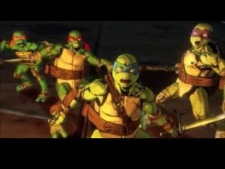 TMNT: Mutants in Manhattan Reveal Trailer (Platinum Games) Teenage Mutant Ninja Turtles
