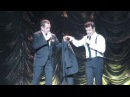 Forever Gentlemen - Evry - 30-01-16 : Singing in the rain