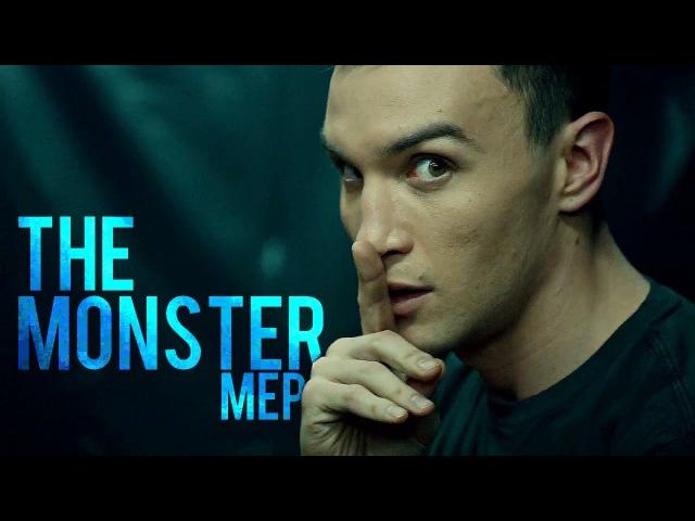 The monster,Multifandom. [Collab] [HBD THESPNWORLD]