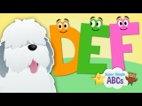 The Sounds of the Alphabet D-E-F Super Simple ABCs