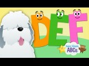 The Sounds of the Alphabet | D-E-F | Super Simple ABCs