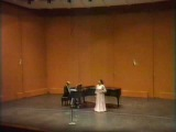 Elly Ameling live sings Poulenc's