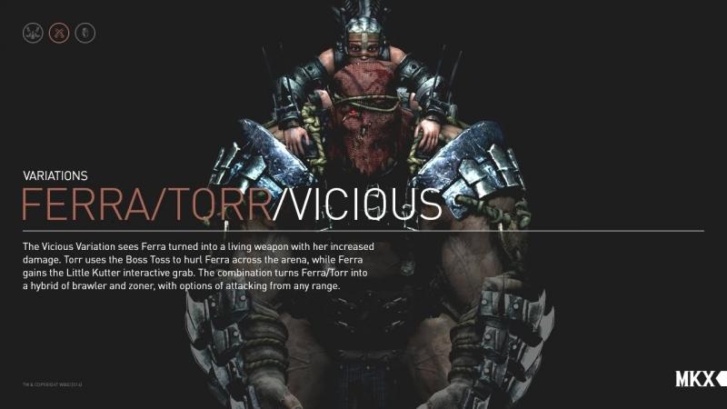 Mortal Kombat X | Ferra / Torr Guide | Базовый гайд по Ферре / Торру.