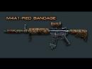 Cross Fire M4A1-Red Bandage JHLMV v_M4A1-Red_Bandage.mdl