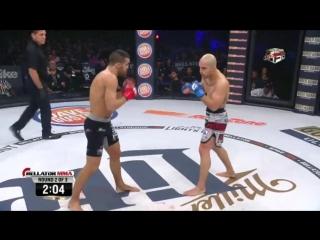 Георгий Караханян vs. Даниэль Вайхель. МИР БОЕВЫХ ИСКУССТВ [MMA UFC BELLATOR БОКС]