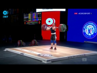 Тяжелая Атлетика, Чемпионат Мира 2015, Мужчины до 85 кг, Евроспорт - 25.11.2015