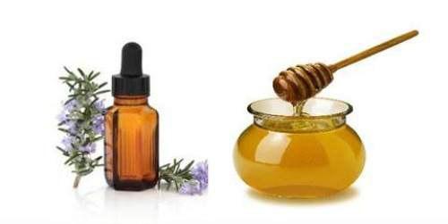 мед и масла для похудения живота и боков