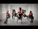 Jolies Angels - Sexy Silk (Dance Routine)