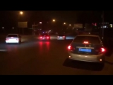 Беспредел в Шымкенте конаева Х599KP Дорожный патруль