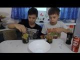 Смузи челлендж 1 Никита Слава (2)