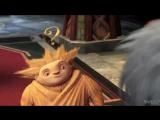 Хранители снов/Rise of the Guardians (2012) Промо-ролик (Песочный Человек)