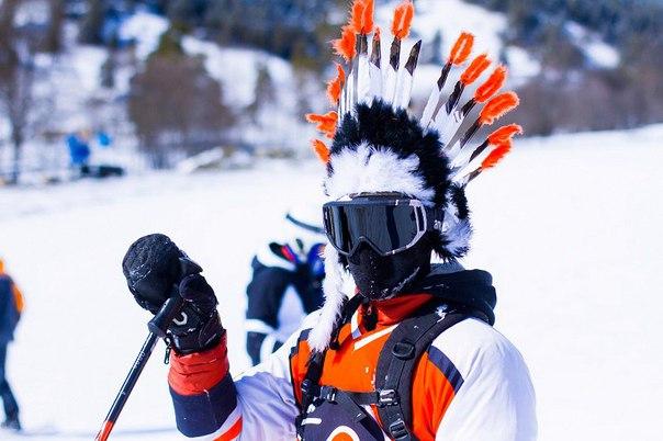 Праздничное закрытие горнолыжного сезона на «Архызе»