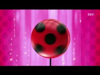 Чудесная Божья Коровка/ Miraculous Ladybug сезон 1 серия 2 RUS SUB