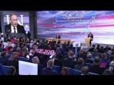 Пресс-конференция Путина. Все самое важное за пять минут (да простит меня телеканал