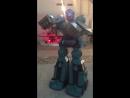 Роботы-боксеры на Робостанции