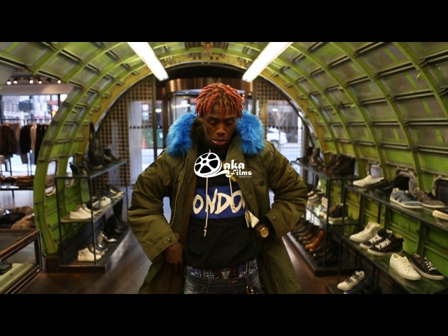 Famous Dex - Kanye | Shot by @lakafilms