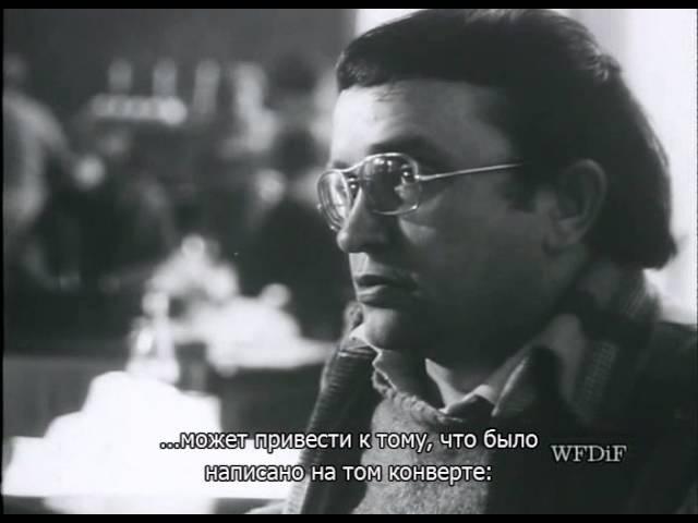 Krzysztof Kieslowski/ Говорящие головы