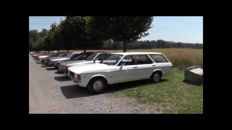 3. Ford Granada Sommertreffen 2015-07-04 Auenfeld Frauenfeld