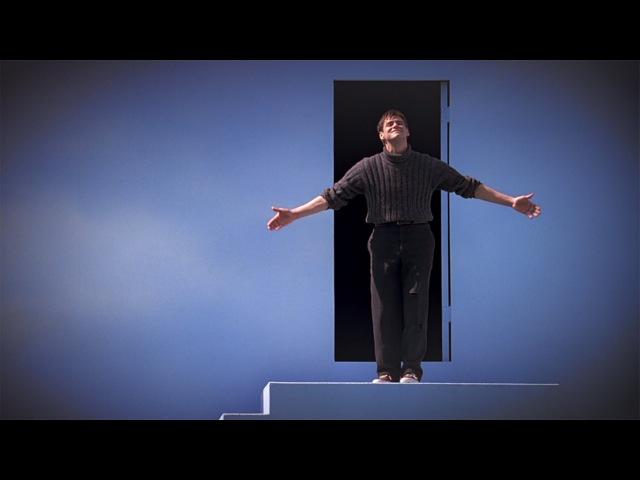 Шоу Трумана - Сцена 77 Прощание с творцом (1998) HD