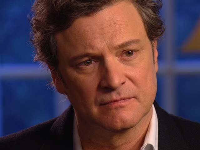 Colin Firth and The King's Speech