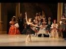 Фуэте из балета «Лебединое озеро». Наталья де Фробервиль