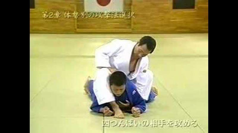 Katsuhiko Kashiwazaki-Sankaku Jime-2
