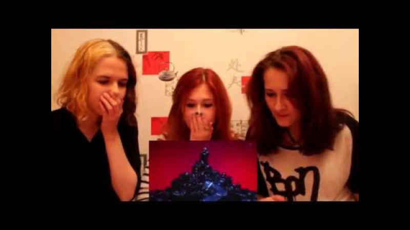 EXO - MONSTER MV REACTION from RUSSIA !ОЧЕНЬ ФАНГЕРЛ ВЕРШЕН! FANGIRL VER.
