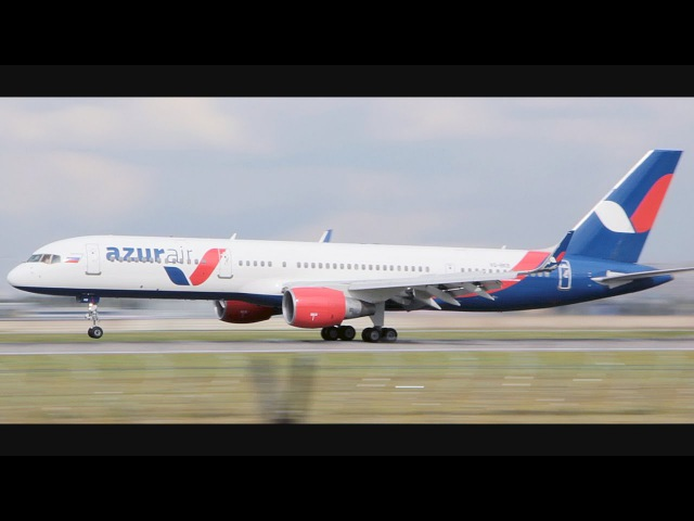 17 afternoon/evening landings at LED - St. Petersburg. 28L touchdown zone