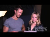 Veronica Mars Kristen Bell and Jason Dohring Get Steamy Cover Shoot Entertainment Weekly