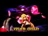 [MMD] Work Bitch/Tda Vampy Amane Hatsura [FullHD60FPS]