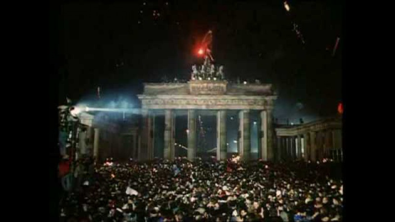 The Wall...Berlin...Germany 1989 - 25 Years ago