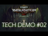 W40K Inquisitor - Martyr | Tech Demo Teaser #02 - Global Illumination