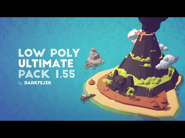 Low Poly Ultimate Pack