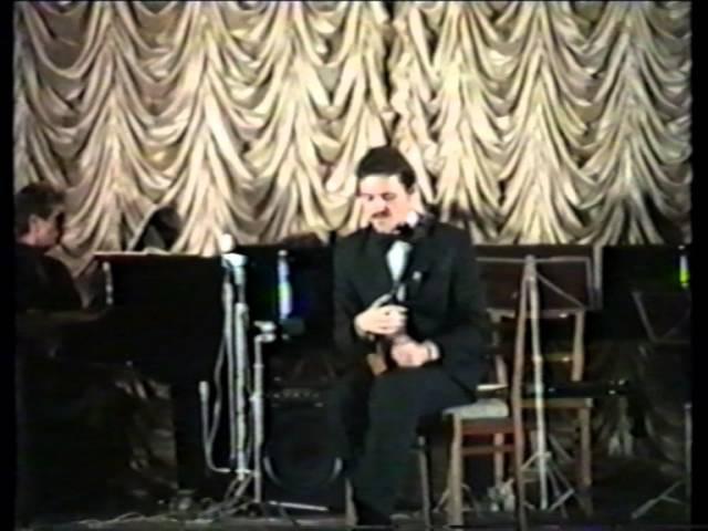 Сольний концерт Кузіва М А