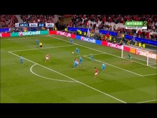 Бенфика - Зенит 1-0 (16 февраля 2016 г, 1/8 финала Лиги чемпионов)