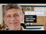 Brazilian Jiu-Jitsu lesson: Reyson Gracie - Choke starting from kimura attack