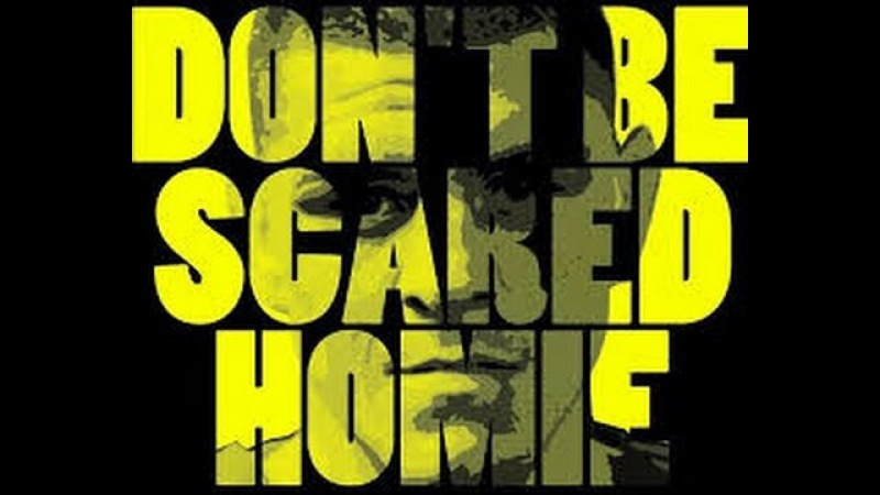 Diaz Brothers: Don't be Scared Homie!!