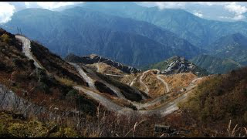Rongli to Zuluk - East Sikkim Silk Route