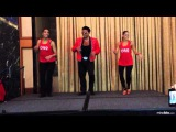 Eddie Torres - NY Salsa Congress 2013 - Pachanga Workshop - James Brown
