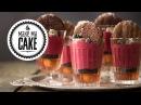 Мусс из Смородины с Желированным Вином и Шоколадным Бисквитом iCOOKGOOD on FOOD TV Де