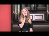 Леся - Dream a Little Dream of Me (Laura Fygi)
