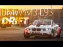 BMW E93 M3 Drift - Benjamin Boulbes - French Drift Championship 2016 Round 4