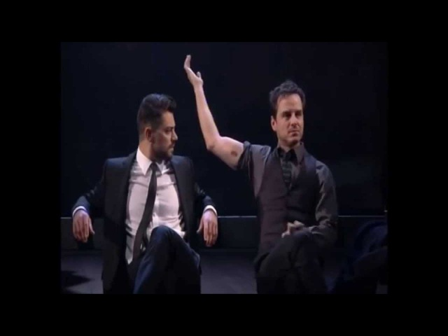 ♦ Andrew Scott Dominic Cooper Angels In America ♦