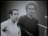 Paul Simon &amp Art Garfunkel - Sounds of Silence (Live in Holland 1966)