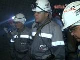 Евгений Куйвашев спустился в шахту
